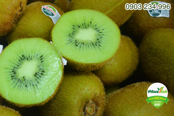 kiwi-xanh