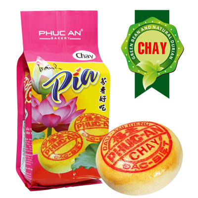 Bánh Pía Chay Thanh Tịnh